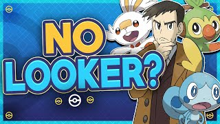 Why Wasn't Looker in Sword and Shield? Pokémon Theory by HoopsandHipHop