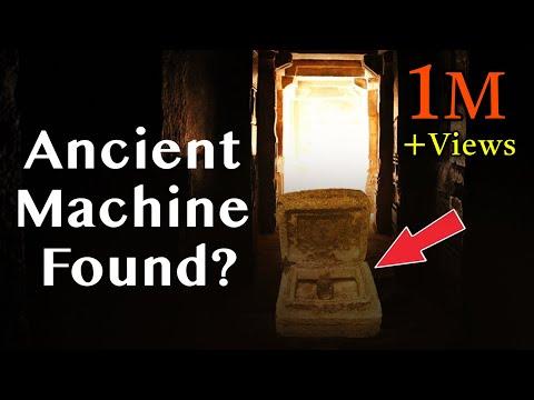 DIT is in de HOOFDKAMER van Angkor Wat? Bewijs van oude technologie