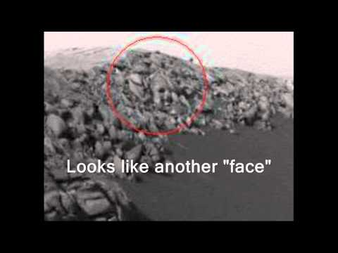 Anomalies : A New Face on Mars
