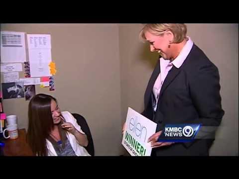 Ellen DeGeneres fan wins trip, tickets to see '12 Days' taping