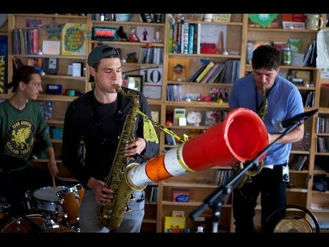 NPR Music Tiny Desk Concert