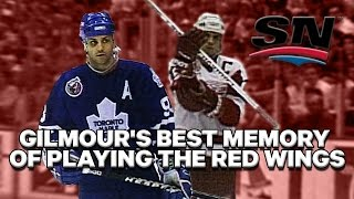 Doug Gilmour vs. the Red Wings by Sportsnet Canada
