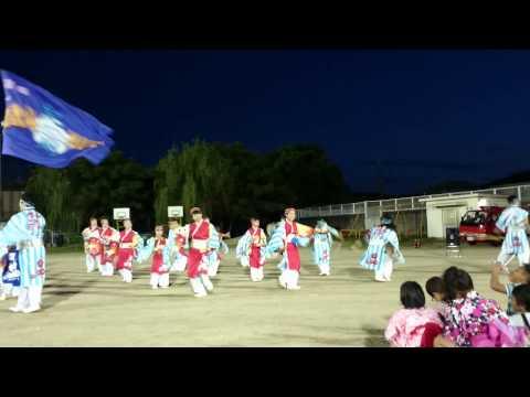 和歌山MOVE 今福小学校夏祭り2015