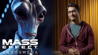 Kumail Nanjiani as Jarun Tann Mass Effect Andromeda cast