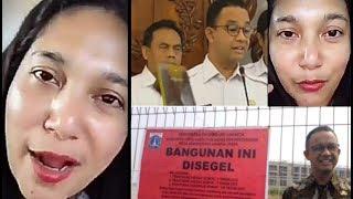 Video Wanita cantik ini b0ngkar tipu2 Gabener Anies di balik (katanya) penyegelan 13 pulau reklamasi MP3, 3GP, MP4, WEBM, AVI, FLV Januari 2019