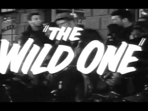 The Wild One Movie Trailer 1953