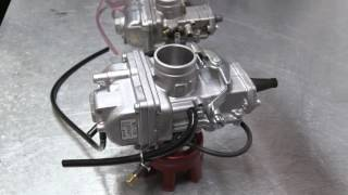 8. F1MOTO KTM65 28MM ROCKET TWIN VENTURI RACING CARBURETTOR REVIEW