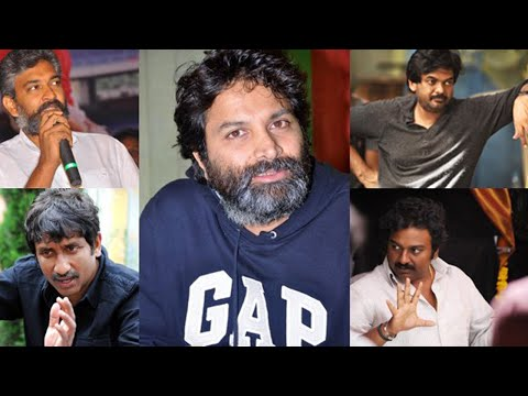 Tollywood Top Directors and Their Remuneration List...!!!