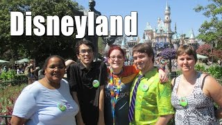 California Trip 2016 Vlog - Day 4 (DISNEYLAND!) by SkulShurtugalTCG