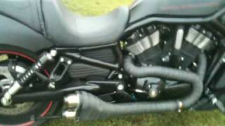 9. 2009 Harley Davidson VRSCDX Night Rod Special