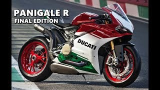 10. Ducati 1299 Panigale R Final Edition (2017)