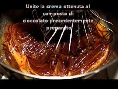 torta mousse al cioccolato - ricetta