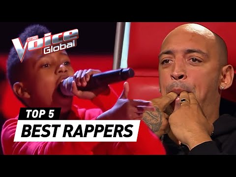 Video BEST RAPPERS in The Voice Kids [PART 3] | The Voice Global download in MP3, 3GP, MP4, WEBM, AVI, FLV January 2017