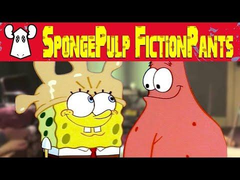 SpongePulp FictionPants 2: Royale With Cheese