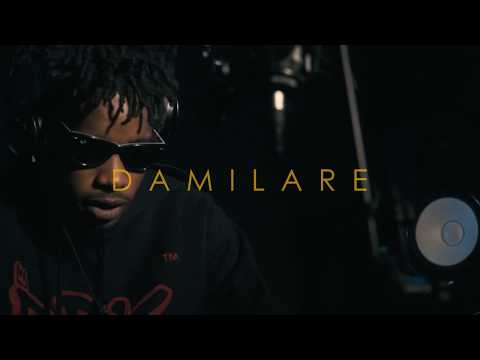 Watch As Tinny Entertainment Signee Damilare Teases Fab With Freestyle