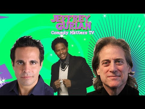 Richard Lewis, Mario Cantone, D.L. Hughley Shout-Outs to Susie Essman