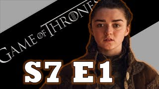 Did you miss tonight's Game of Thrones Season 7 episode? Saw it but want MORE insight into the episode? Watch THIS to get ...