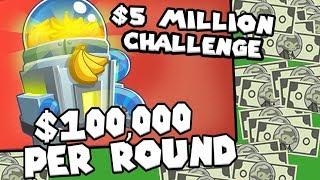 Bloons TD 6 - $5 Million Challenge   JeromeASF