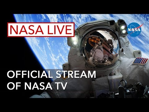 Live-TV: USA - NASA TV - Public-Education - 24 hours a  ...