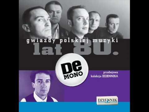 Tekst piosenki De Mono - Statki na niebie po polsku