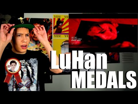 LuHan - MEDALS MV Reaction