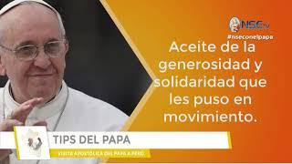 LOS TIPS DEL PAPA - Homilía de la Santa Misa Trujillo