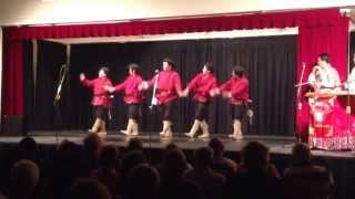 Olivet France  city images : Sakten: danse des nomades à Olivet France par la troupe du Bhoutan