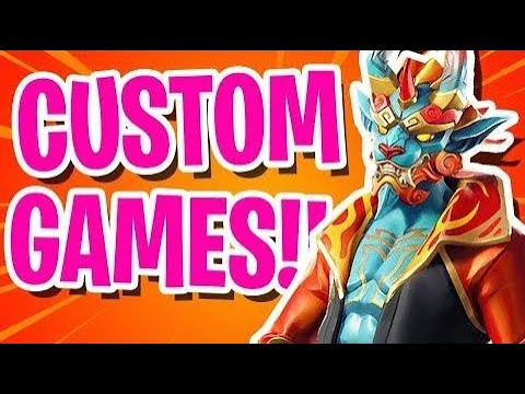Fortnite Custom Games | Abozocken!!!! (HD/German)  #EpicPartner