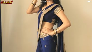 XxX Hot Indian SeX How To Wear A Saree Super Easy Perfect Way Sari Drape Step By Step In 2 Mints JIILAHUB .3gp mp4 Tamil Video