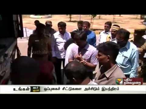 Voter-Machines-Arrive-at-Madurai-06-03-2016