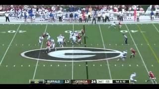 Branden Oliver vs Georgia (2012)