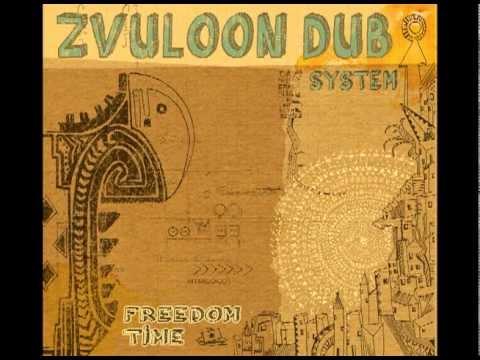 06 -Zvuloon Dub System – African Drums