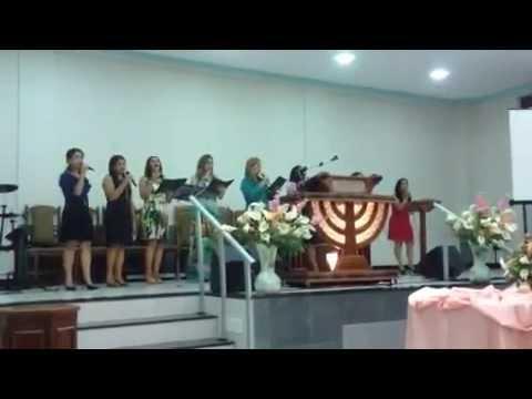 Cantata Feminina em comemoração da Páscoa ICEM