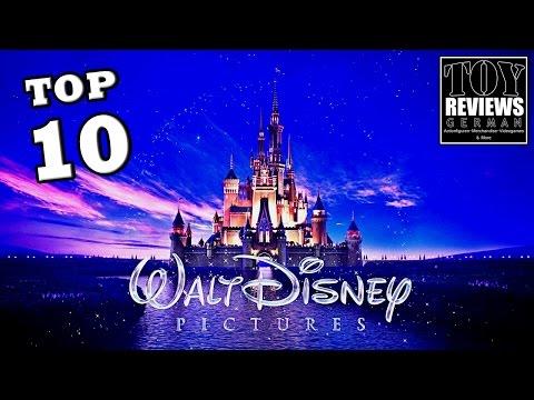 Meine Top 10 Disneyfilme   German (Deutsch)