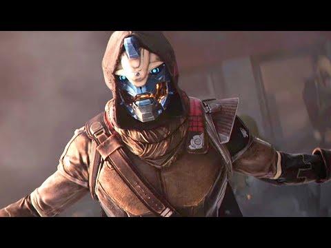Destiny 2 и безумие! (60 FPS)