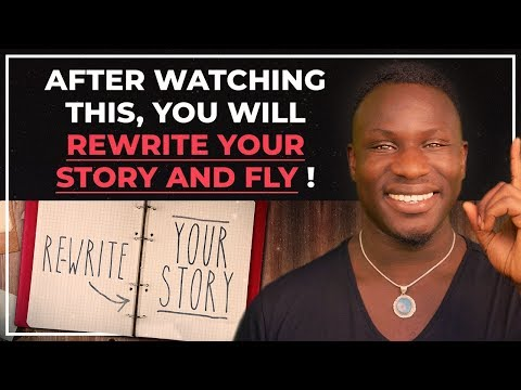 """5 Ways to """"REWRITE"""" Your STORY and Take Back Your POWER When You're Broken"""