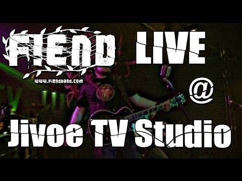 FIEND - Circles (Live @ Jivoe.TV Studio) Melodic Death Metal