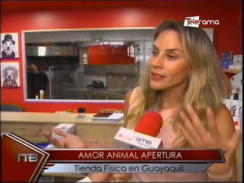 Amor Animal apertura tienda física en Guayaquil