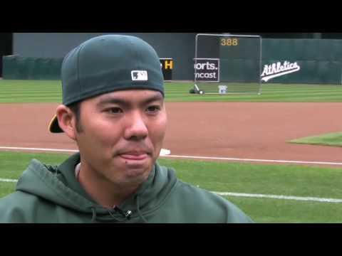 Kurt Suzuki Asian American Sports