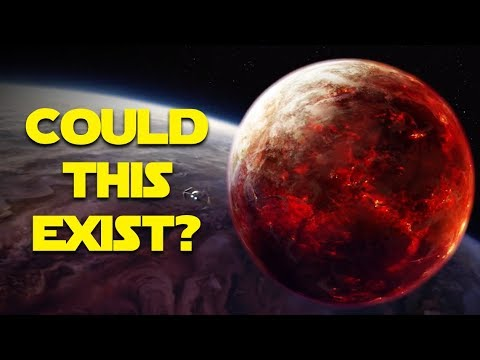 Could planets from Star Wars really exist?