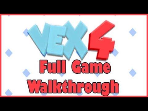 Vex 4 Full Gameplay Walkthrough All Level Epic Pro Gameplay