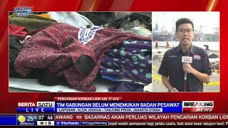 Video 48 Kantong Jenazah Korban Lion Air JT-610 Sudah Ditemukan MP3, 3GP, MP4, WEBM, AVI, FLV Maret 2019