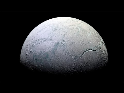 地球外的海底世界