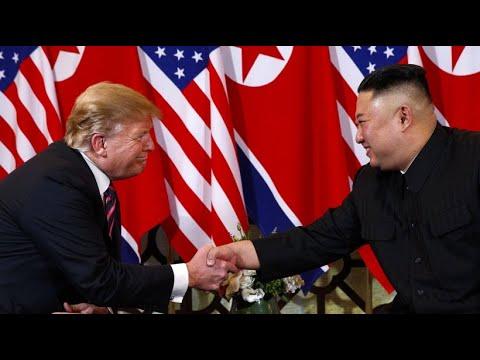 USA / Nordkorea: Nach geplatztem Gipfel soll der Dial ...
