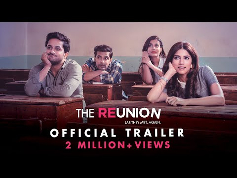 The Reunion | Original Series | Official Trailer | Zoom Styled By Myntra