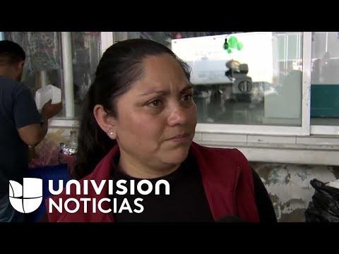 'Mi hija está enterrada entre todo eso que está ahí tirado': El llanto de una madre que pide ayuda