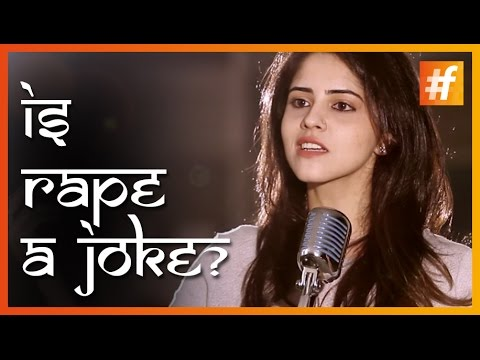 Why Rape is a Joke in India Every one Should Watch