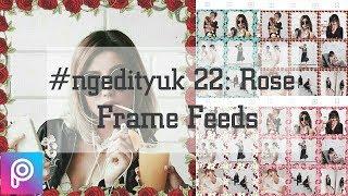 #ngedityuk 22:  Rose Frame Feeds.Tutorial cara edit foto kamu dengan menambahkan Rose Frame (Frame Bunga Mawar) di sekitar foto kamu yang sering dipakai oleh Awkarin. Rose Frame ini membuat feeds Instagram kamu tampak lebih cantik dan keren, dan ternyata ga perlu pakai app yang berbayar loh. Cukup dengan menggunakan Picsart yang gratisan, kamu bisa mengedit foto kamu dengan menambahkan rose  frame dengan warna bunga favorit kamu. Dijamin mudah dan hasilnya keren!Bahan-bahan glitter frame bisa didapatkan di:http://www.ngedityuk.comInstagram: http://www.instagram.com/ngedityukFacebook: https://www.facebook.com/ngedityuk📷: awkarin