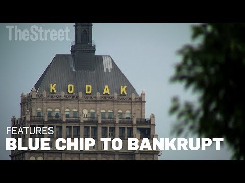 kodak - This is the story of Eastman Kodak's fall, its bankruptcy and how Rochester, N.Y., avoided Detroit's fate. Subscribe to TheStreetTV on YouTube: http://t.st/T...