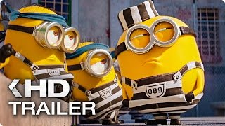 "Video DESPICABLE ME 3 ""Minions In Prison"" Clip & Trailer (2017) MP3, 3GP, MP4, WEBM, AVI, FLV April 2019"